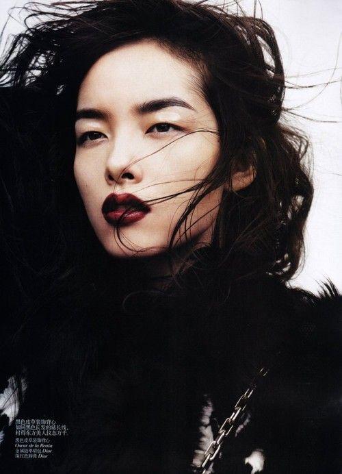 Fei Fei Sun for Vogue China November 2011