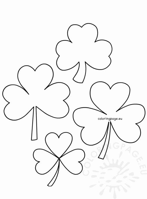 Irish Flag Coloring Page Luxury St Patrick S Day Coloring Page In