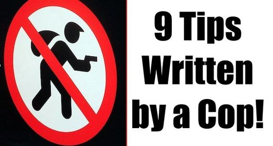 9 Crucial Tips Written By A Cop, This Might Save Someone's Life! {really good tips to remember for personal safety}
