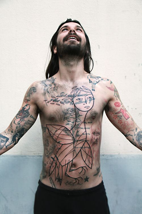Biffy Clyro Tattoos And Body Art And Posts On Pinterest