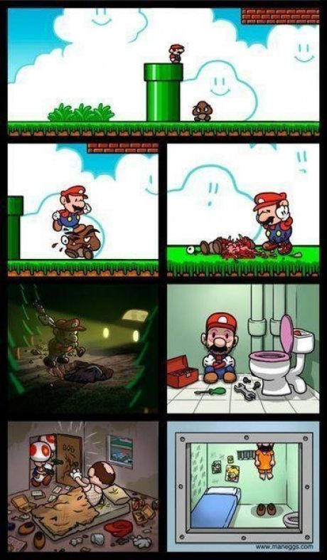Oh Mario