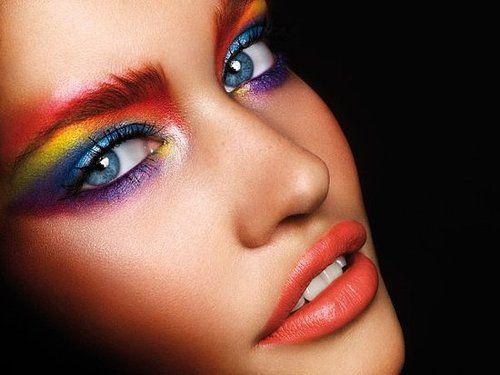 Gekke make-up. - Girlscene Forum