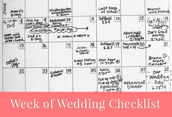 The Ultimate Wedding Planning Checklist How To Plan A Wedding: Pinterest • The World's Catalog Of Ideas