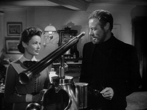 """The Ghost and Mrs. Muir"" - every ghost of a salty sea captain should look like Sexy Rexy (aka Rex Harrison)."