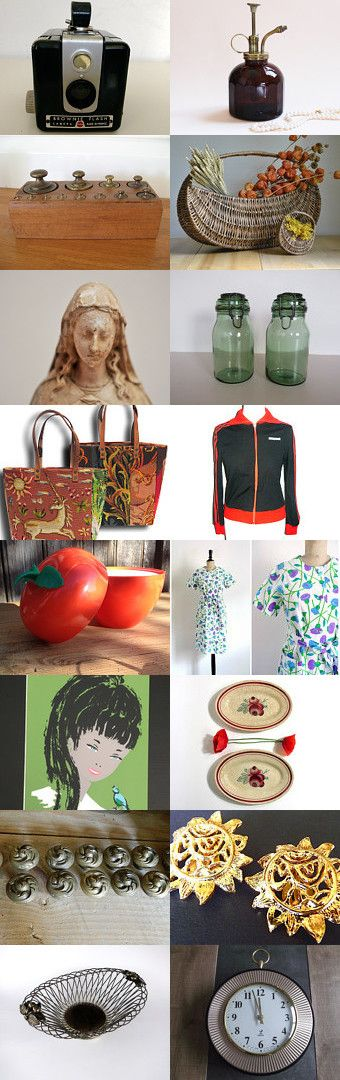 New in !! from The French Vintage Team by Laura on Etsy--Pinned+with+TreasuryPin.com #PopVintages #vintagefr #vintagefrance #frenchvintage #homedecor #vintage #frenchdecor #antique #etsygifts