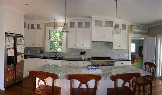 Cottage Kitchen Cabinets Küche - fronttüren für küchenschränke