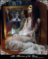 The phantom of the Opera by Poupee-de-Glace