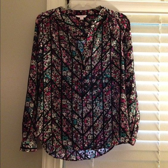 Candies blouse Size small Candie's Tops Blouses