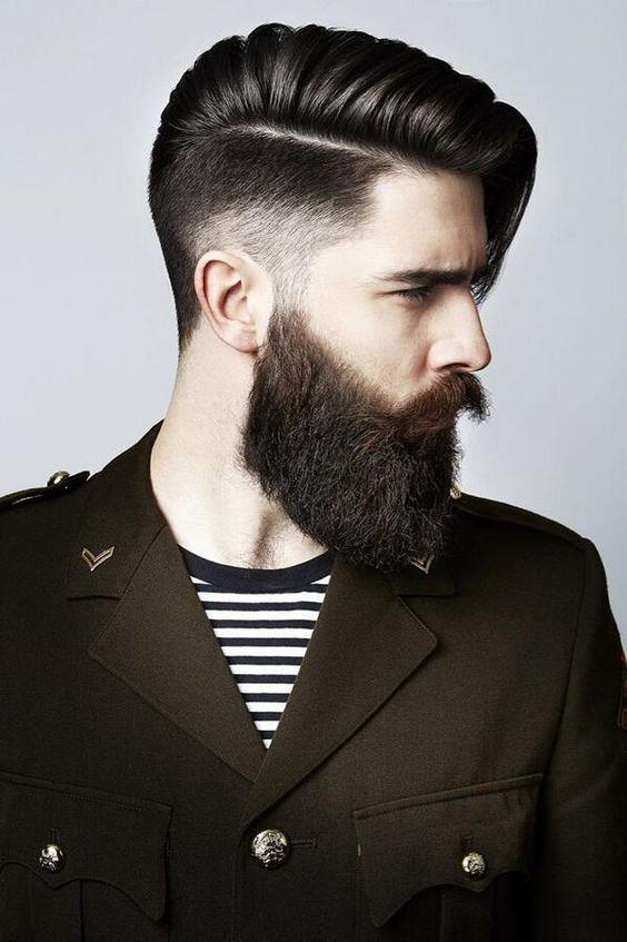 22 Cortes de cabello para hombre pelo largo