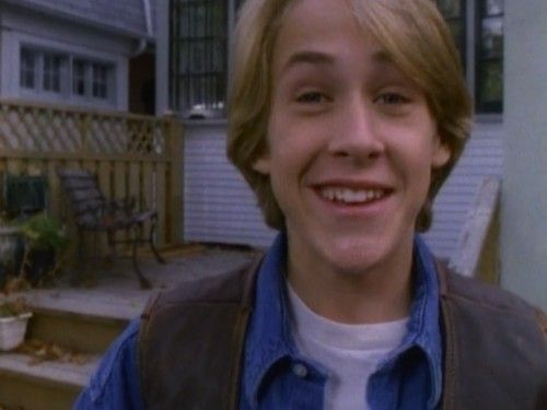 We can't get over baby #Ryan #Gosling in this episode of #Goosebumps