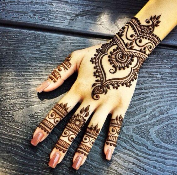 35 #tatouage au henné incroyable Design Inspirations...