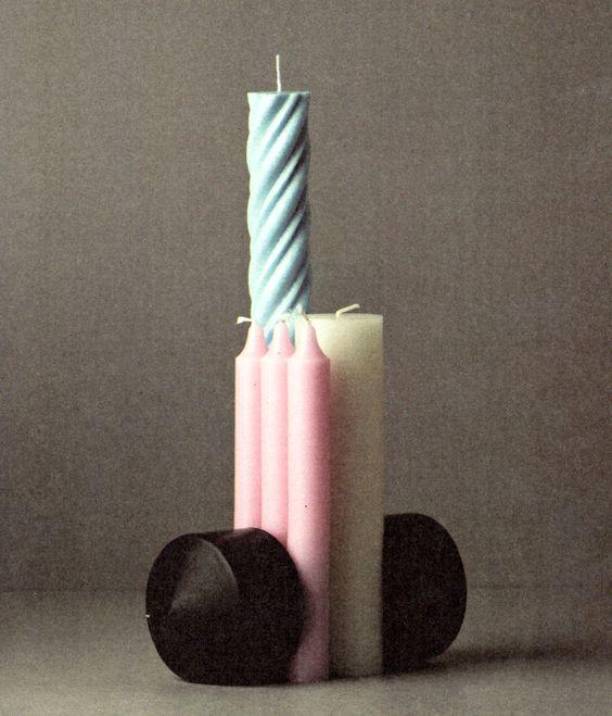 Candles (ii).