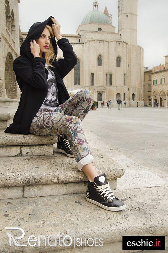 L'artigiano di Riccione sneaker  Sul nostro store online www.renatocalzature.it
