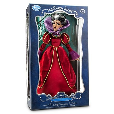 Lady Tremaine Doll - Limited Edition - 17''