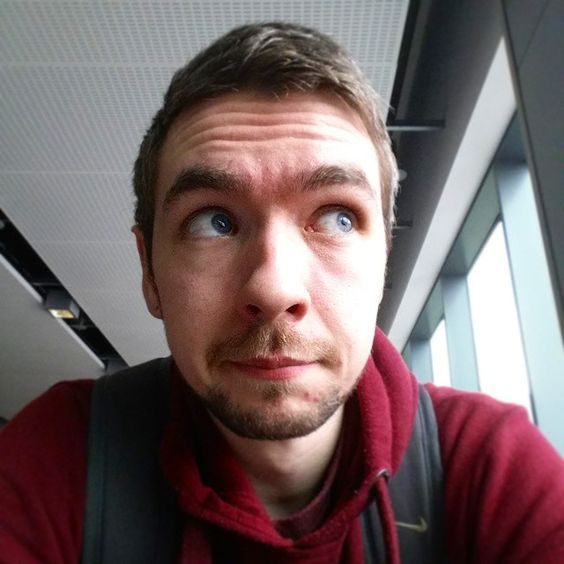"""""""Airports are fun I guess...."""" Jacksepticeye (instagram)"""