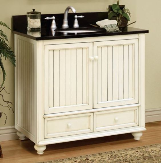 Sunnywood Kitchen Cabinets: The Bristol Beach Bath Vanity From Sunny Wood. Find Out