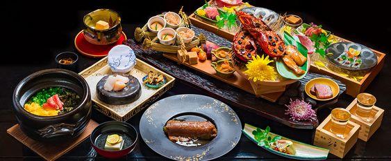 弓庵のお料理 - 箱根 温泉露天風呂付客室の旅館 弓庵(きゅうあん)