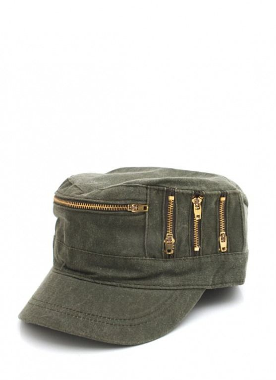 Zipper Trim Cadet Cap 11 50 Men Shat Men S Hat Vintage Hats For Men Leather Cap Mens Newsboy Hat