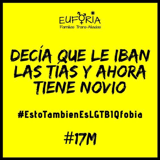 #17 de mayo. Día contra la LGTBIQfobia