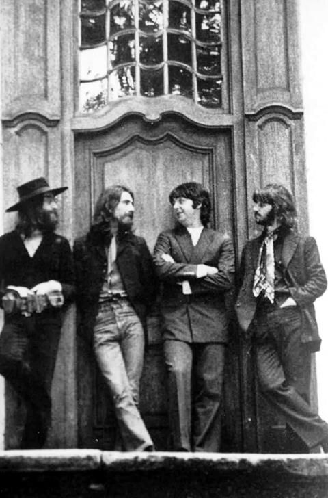 The beatles, Beatles and Long hair dos on Pinterest