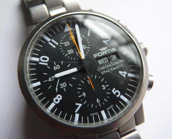 Fortis Spacematic - Foro de Relojes