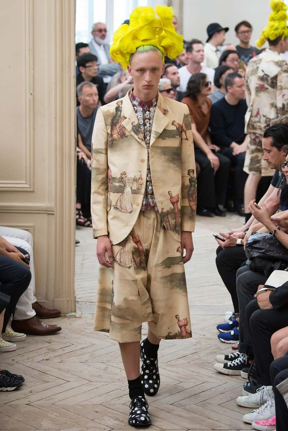 Comme des Garçons Homme Plus - Spring 2016 Menswear - Look 3 of 30?url=http://www.style.com/slideshows/fashion-shows/spring-2016-menswear/comme-des-garcons-homme-plus/collection/3