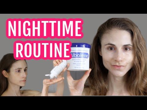 Dermatologist S Nighttime Skincare Routine Go To Bed With Me