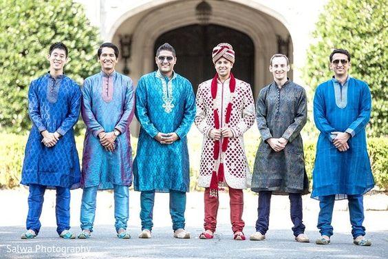 Groomsmen http://www.maharaniweddings.com/gallery/photo/64419 @salwaphoto