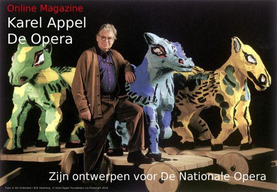 Karel Appel de Opera