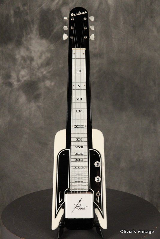 1939 National New Yorker Lap Steel Guitar Absolutely Beautiful