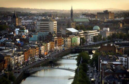 River Liffey, Dublin, Ireland by 2c.. on Flickr.
