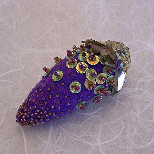 embellished felted pin 2