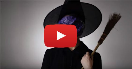 100 años de disfrazas para Halloween en 3 minutos!