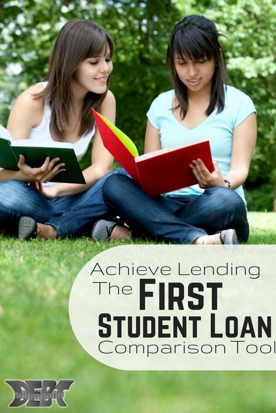 Designed to help both traditional and non-traditional students find the best student loans, the online portal allows users to quickly search, find, and compare interest rates between lenders, often in as little as thirty seconds.  http://www.debtroundup.com/achieve-lending-review-student-loan-search-engine-comparison-tool/