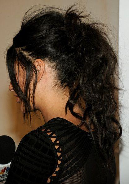 Jessica Szohr Hair