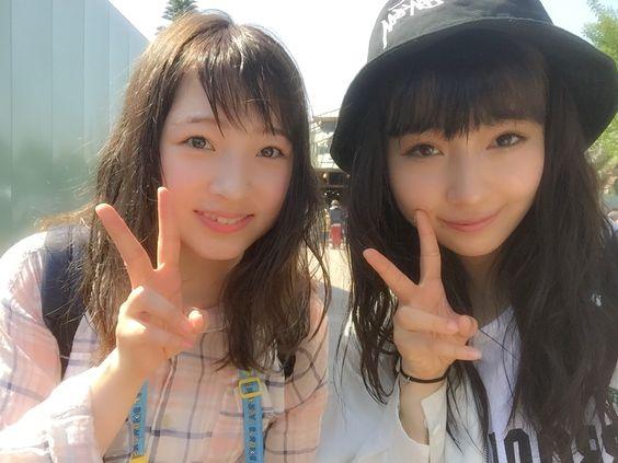 Yuki Azuma x Sae Murase  https://plus.google.com/u/0/114433951972746099923/posts/LkZXn4pgbpU