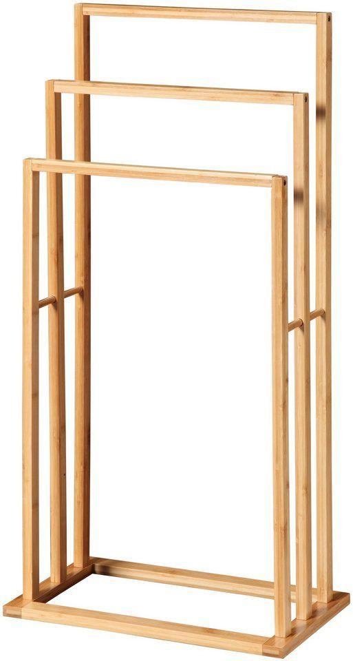 Konifera Handtuchhalter Bambus Naturprodukt Hochwertige Verarbeitung Online Kaufen Handtuchhalter Bambus Handtuchhalter Bambus