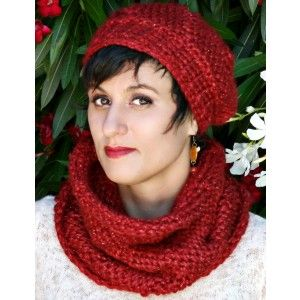 Chainmaille Cowl Pattern