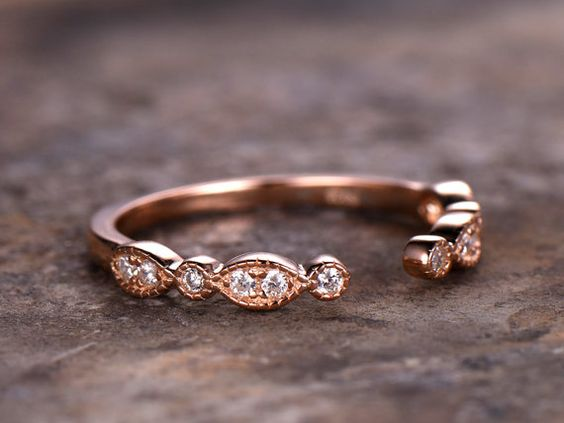 As it is custom to hand made ,The item will be finished around 2-3 weeks;It normally takes 3-5 days for delivery after shipment.Please check the availability of selected gems , Make sure your Ring size and rings color when you submit the order. and All 3 colors of Gold(Yellow, White or Rose Gold) available.and other detail before purchase.Your purchase means that you have read and understand all of my shop policies. Customization is available, IF YOU WANT A CUSTOM ring please contact me befor...