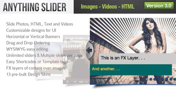 Anything Slider - some nice transitions and animation options
