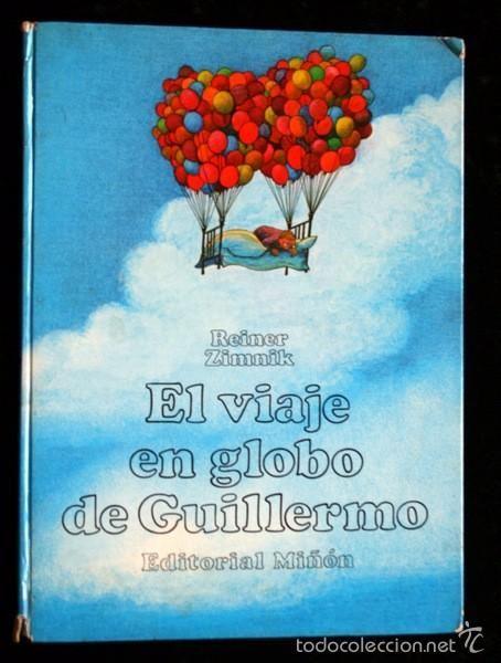 El viaje en globo de Guillermo