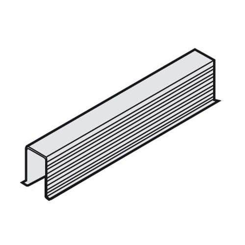 Hawa Sliding Door Bottom Guide Rail Glue In Plastic Protection Sliding Wood Doors Sliding Doors Door Kits