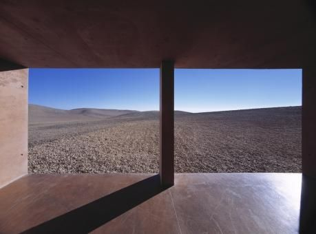 ESO Hotel on Cerro Paranal, Chile by Auer+Weber+Assoziierte as Architecture