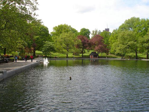New York Central Park à New York