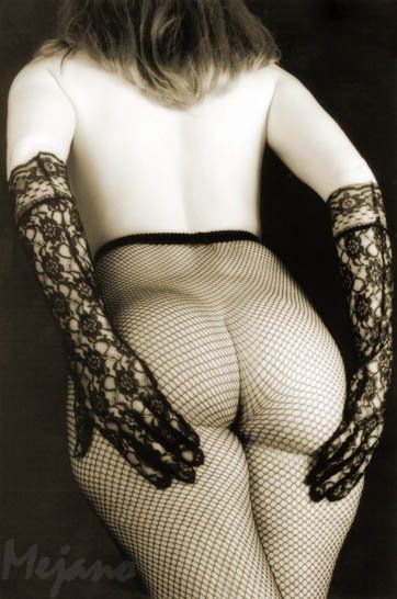 Fishnets by Mejano