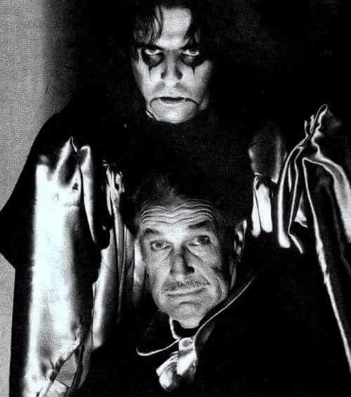 Vincent Price & Alice Cooper