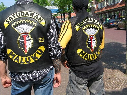 Dutch Police Arrest 56 From Biker Gang. There Are Dutch Motorcycle Gangs? You Bet, and They Use Rocket Launchers To Rumble
