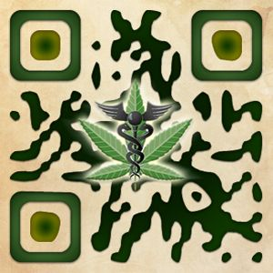 medical marijuana qr