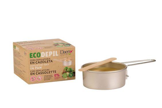 EcoDepil cera depilatoria en cazoleta