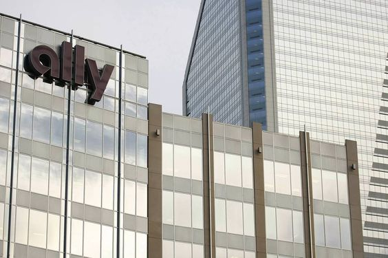 Ally Financial Profit More Than Doubles